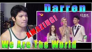 Darren Espanto - We Are The World ( The Singer 2019 ) - RandomPHDude Reaction