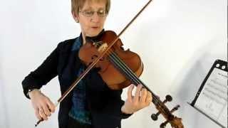 """Violin Class 49:Gavotte from """"Mignon"""""""