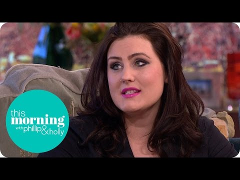 I Can't Stop Eating My Chair - Vicky Cullen | This Morning