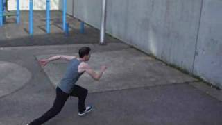 How to Do Wall Runs & Tic Tacs | Parkour