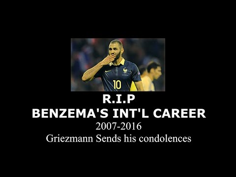 Benzema Should RETIRE From The French National Team