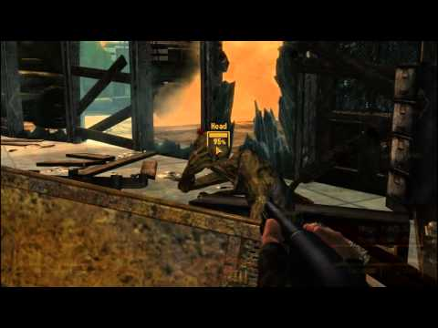 Fallout New Vegas Mods: Siege of The Dead - Part 1