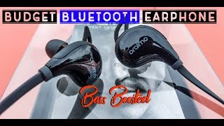 Budget Bluetooth earphone || Oraimo Wings-Wireless Headset OEB-E53D || Bangla Review