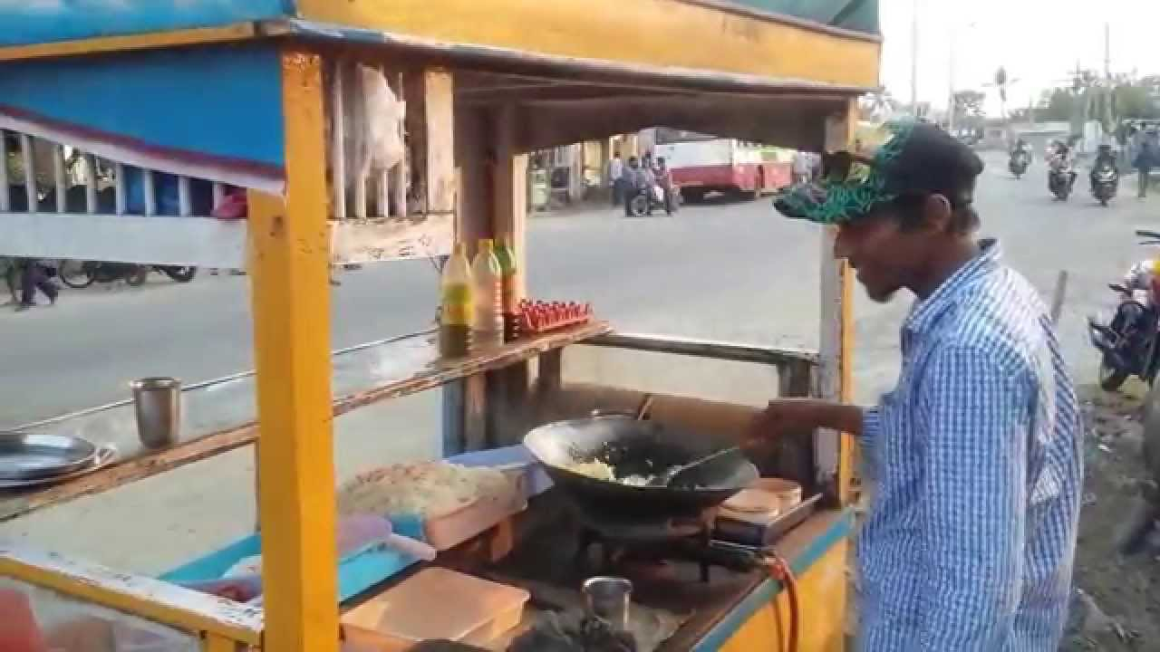 India most tasty fast food maker - YouTube