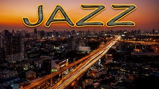 Smoth Traffic JAZZ - Relaxing Night JAZZ - Instrumental Remix JAZZ Music