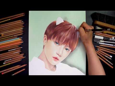 TXT (투모로우바이투게더) 'Sketching Film' - 범규 (BEOMGYU)