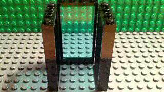 Build Your Own Lego Phone Booth {stop Motion}