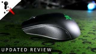 razer Abyssus 2014 Updated Review where the sensor worked!