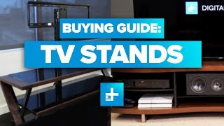 Home Theater Buying Guide: TV Stands