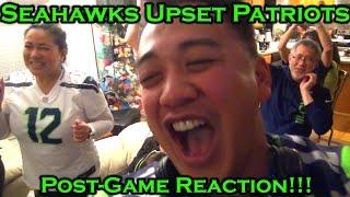 Seahawks Upset Patriots: Post-Game Reaction plus Week 11 Predictions