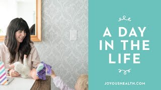 You asked, I answered! A typical day in the life of me :)