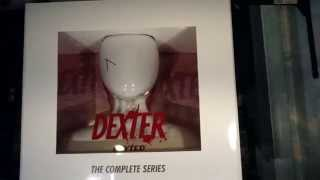 Dexter - The Complete Series Limited Head Edition Blu-Ray :UnBoxing