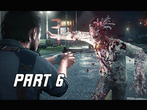 EVIL WITHIN 2 Walkthrough Part 6 - The Marrow Tunnels (PC Ultra Let's Play Commentary)