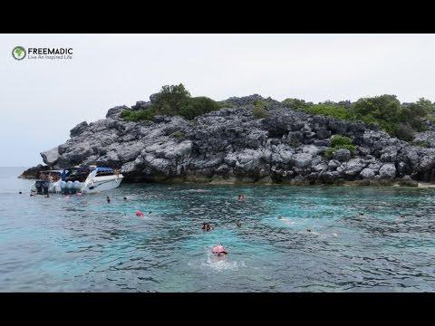 Anthong National Park Tour: Island Hopping, Snorkelling & Kayaking – Koh Samui, Thailand