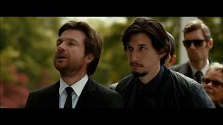 Adam Driver as: PHILLIP - This Is Where I Leave You (2014) - Entrance Scene