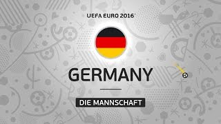 Germany at UEFA EURO 2016 in 30 seconds