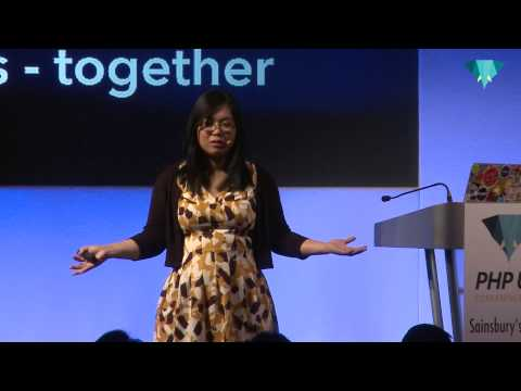 Jenny Wong - Integrating Communities