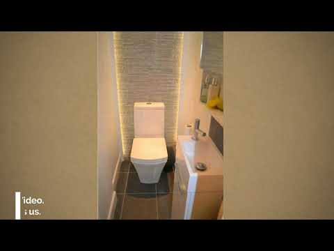 Under Stair Bathroom Ideas
