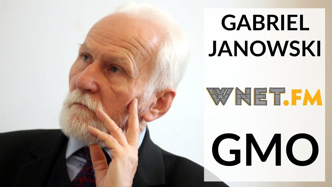 Janowski: Potrzebna jest ogólnonarodowa rozmowa na temat GMO