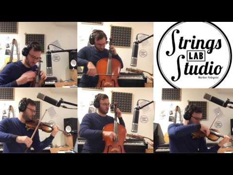 Narcos Soundtrack - Martino Pellegrini (Strings Recording)