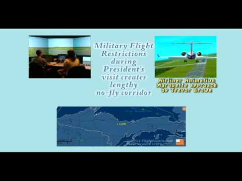 Listen to Air Force One pilots, Sawyer controllers during President Obama