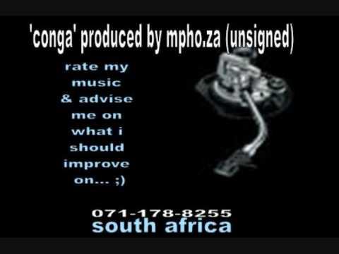 Conga (House Mix) by Dj Mpho.za
