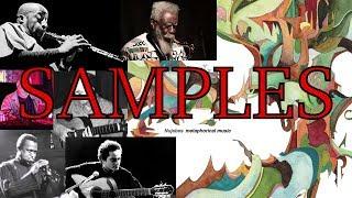 元ネタ集 nujabes metaphorical musicのサンプル 音源 samples