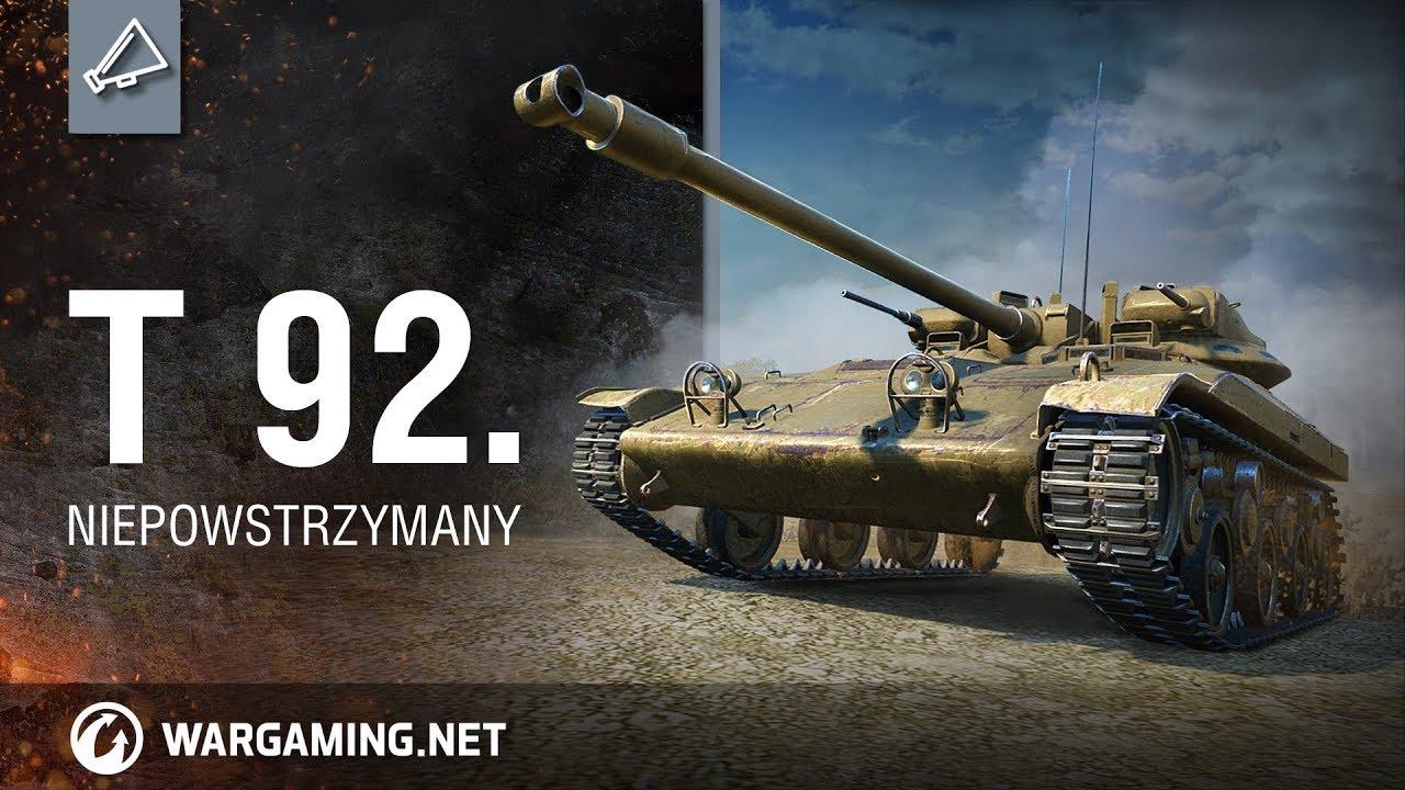 T 92. Niepowstrzymany