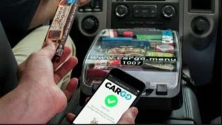 Uber cars becoming mobile vending machines