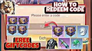 Perfect World Revolution All Giftcodes - How to Redeem Codes - Free Skin, Title screenshot 5