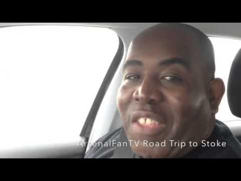 Road Trip Arsenal v Stoke - ArsenalFanTV.com