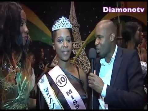 Election Miss Soninke France 2014