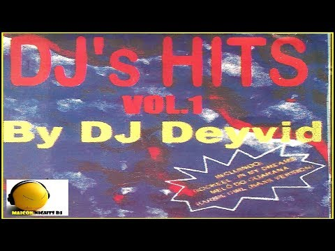 DJ's Hits Vol.1 by DJ Deyvid [CD, Compilation]