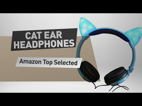 Cat Ear Headphones Amazon Top Selected