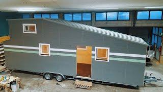 So Entsteht Ein Tiny House: Zwei Jahre Bau In Zeitraffer