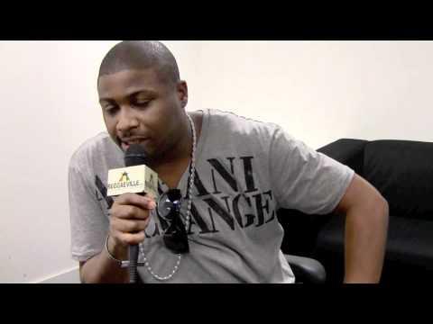 Interview: Gappy Ranks @Rotterdam Reggae Festival 4/24/2011