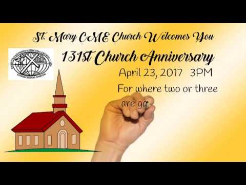 20170423 131 church anniversary ad youtube