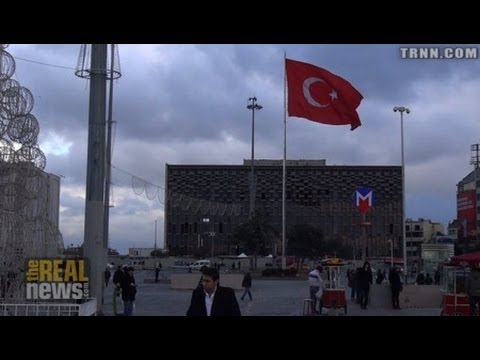 Taksim Square Protesters Charged With Terrorism, Attempting Coup