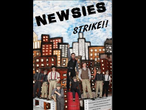 Newsies Strike!