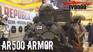 SHOT SHOW 2020: AR500 Armor New Products