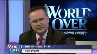 World Over - 2016-05-26– The Brexit Debate with Raymond Arroyo