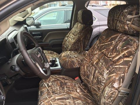 Wet Okole Seat Covers - 2014 GMC Sierra