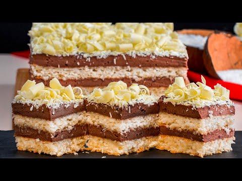 """découvrez-pourquoi-tout-le-monde-aime-le-fameux-gâteau-""""raffaello""""! -savoureux.tv"""