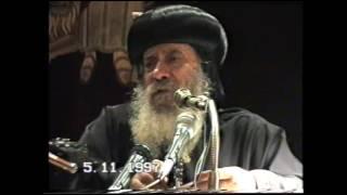 37ـ غلطة العمر 05 11 1997 محاضرات يوم الأربعاء البابا شنودة الثالث