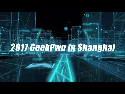 Download Youtube: Live: 2017 GeekPwn in Shanghai 2017 极棒嘉年华登陆上海