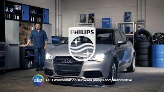 PHILIPS TUTO - Comment remplacer les lampes de votre Audi A1