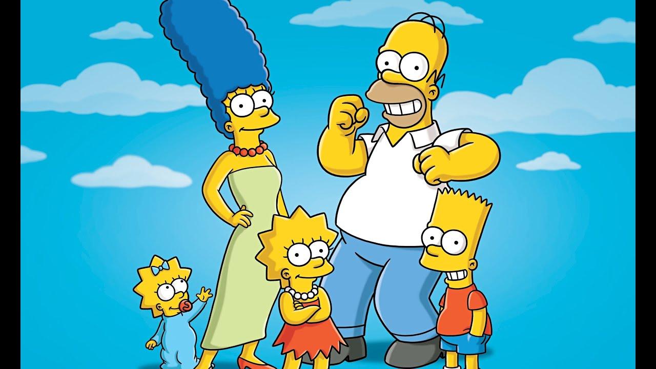 Симпсоны смотреть дом ужасов пряники