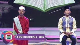 MasyaAllah! Syamsuri Firdaus, Juara 1 Mtq di Turki Duet Tilawah dengan Wardi-Kupang - AKSI 2019