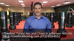Toned Abs and Chest Jefferson Hills PA