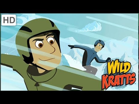 Wild Kratts - How to Live an Adventurous Life in Cold Weather Conditions